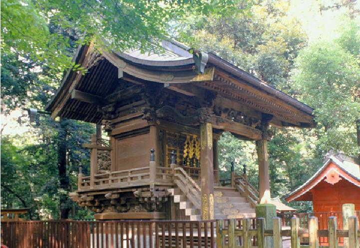 戌の日参り、安産祈願は久伊豆神社へ